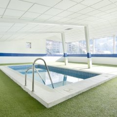 Отель Apartamentos Todosierranevada Zona Baja бассейн
