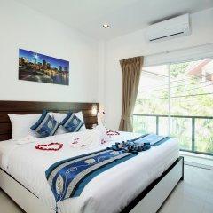 Отель Вилла Kata Hill View by Kata Sea View пляж Ката комната для гостей фото 2