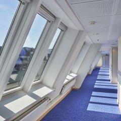 Отель Cumulus Hakaniemi фитнесс-зал