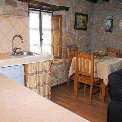 Отель Apartamentos Rurales El Tio Pablo Тресвисо в номере