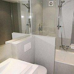 Отель VISIONAPARTMENTS Munich Германия, Мюнхен - отзывы, цены и фото номеров - забронировать отель VISIONAPARTMENTS Munich онлайн ванная фото 2