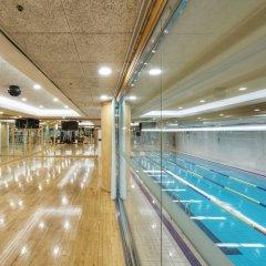 Отель Riviera Южная Корея, Сеул - 1 отзыв об отеле, цены и фото номеров - забронировать отель Riviera онлайн фитнесс-зал фото 2