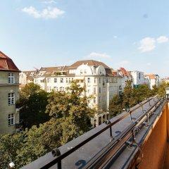 Hotel Europa City балкон