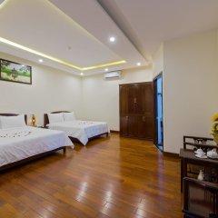 Отель Green Hill Villa Хойан комната для гостей фото 3