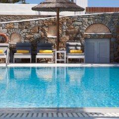Отель Domna Греция, Миконос - отзывы, цены и фото номеров - забронировать отель Domna онлайн бассейн