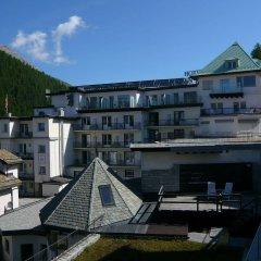 Отель Bären Швейцария, Санкт-Мориц - отзывы, цены и фото номеров - забронировать отель Bären онлайн приотельная территория