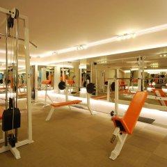 Hotel Aqua - All Inclusive фитнесс-зал