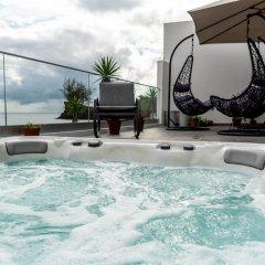Отель Garoupas Inn Понта-Делгада бассейн