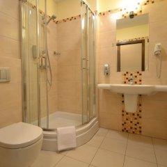 Hotel Topaz Poznan Centrum ванная фото 2