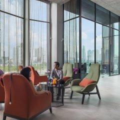 Отель Mercure Bangkok Makkasan интерьер отеля фото 4