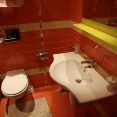 Отель Royal Plaza Apartments Болгария, Боровец - отзывы, цены и фото номеров - забронировать отель Royal Plaza Apartments онлайн ванная