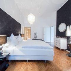Отель Heinrich Schütz Residenz Германия, Дрезден - отзывы, цены и фото номеров - забронировать отель Heinrich Schütz Residenz онлайн комната для гостей фото 3