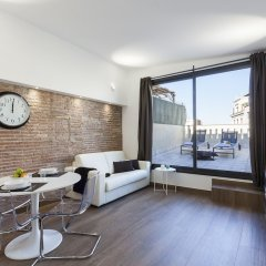 Отель AB Paral·lel Spacious Apartments Испания, Барселона - отзывы, цены и фото номеров - забронировать отель AB Paral·lel Spacious Apartments онлайн фото 23
