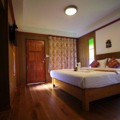Отель Lanta Andaleaf Bungalow Ланта комната для гостей фото 3