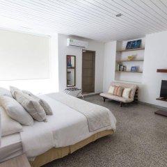 Отель Apartamento Turístico Edificio Calima Колумбия, Сан-Андрес - отзывы, цены и фото номеров - забронировать отель Apartamento Turístico Edificio Calima онлайн комната для гостей фото 5