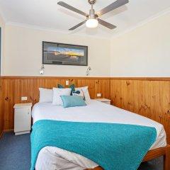 Отель Holiday Haven Burrill Lake Австралия, Сассекс-Инлет - отзывы, цены и фото номеров - забронировать отель Holiday Haven Burrill Lake онлайн комната для гостей фото 5