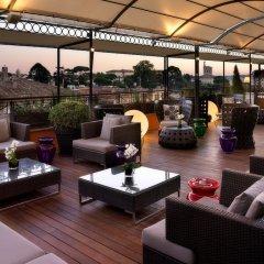 Отель Sina Bernini Bristol Италия, Рим - 1 отзыв об отеле, цены и фото номеров - забронировать отель Sina Bernini Bristol онлайн бассейн фото 3