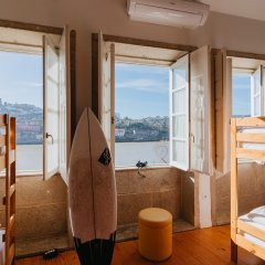 Хостел Happy Porto Hostel & Apartments Порту комната для гостей фото 5
