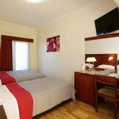 Отель Attalos Hotel Греция, Афины - отзывы, цены и фото номеров - забронировать отель Attalos Hotel онлайн комната для гостей фото 5