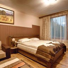 Отель Aparthotel Forest Glade Болгария, Чепеларе - отзывы, цены и фото номеров - забронировать отель Aparthotel Forest Glade онлайн комната для гостей фото 2