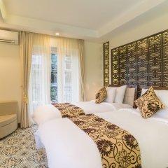 Отель Le Pavillon Hoi An Central Villa комната для гостей фото 5