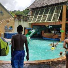 Отель Ocho Rios Getaway Villa at The Palms бассейн