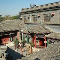 Отель Lu Song Yuan Китай, Пекин - отзывы, цены и фото номеров - забронировать отель Lu Song Yuan онлайн балкон
