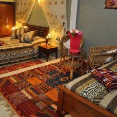 Отель Dar Aliane Марокко, Фес - отзывы, цены и фото номеров - забронировать отель Dar Aliane онлайн интерьер отеля фото 2