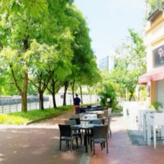 Отель Robertson Quay Hotel Сингапур, Сингапур - отзывы, цены и фото номеров - забронировать отель Robertson Quay Hotel онлайн питание фото 2