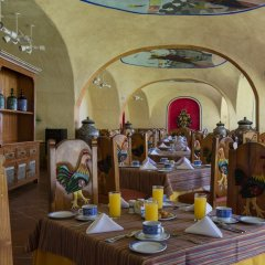 Отель Crown Paradise Club Cancun - Todo Incluido питание фото 2
