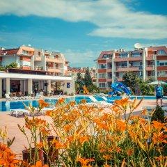 Отель Sunny Fort Болгария, Солнечный берег - отзывы, цены и фото номеров - забронировать отель Sunny Fort онлайн бассейн