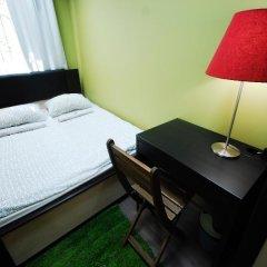 Хостел Landmark City Стандартный номер с двуспальной кроватью фото 3