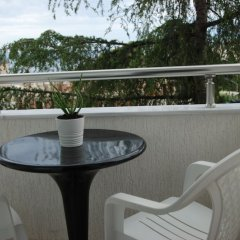 Отель Villa Green Garden Албания, Саранда - отзывы, цены и фото номеров - забронировать отель Villa Green Garden онлайн балкон