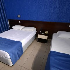 Les Palmiers Beach Hotel in Larnaca, Cyprus from 124$, photos, reviews - zenhotels.com in-room safe