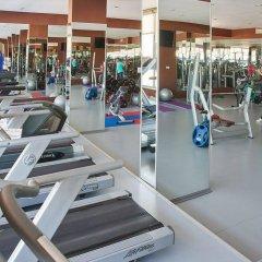 Отель Altin Yunus Cesme фитнесс-зал