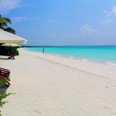 Отель Evexia Beach Collection Laamu пляж фото 2