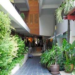 Отель Residence Rajtaevee Бангкок бассейн