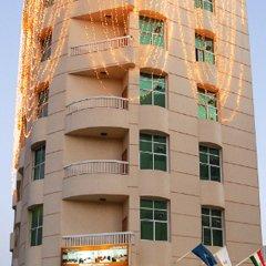 Отель Hamilton Hotel Apartments ОАЭ, Аджман - отзывы, цены и фото номеров - забронировать отель Hamilton Hotel Apartments онлайн фото 3