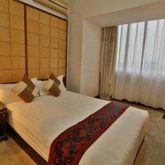 Отель Rayfont Hongqiao Hotel & Apartment Shanghai Китай, Шанхай - 1 отзыв об отеле, цены и фото номеров - забронировать отель Rayfont Hongqiao Hotel & Apartment Shanghai онлайн комната для гостей фото 4