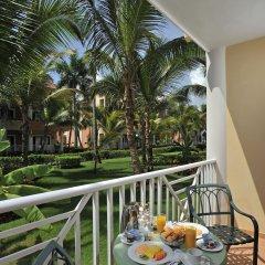 Отель Grand Bahia Principe Turquesa - All Inclusive Доминикана, Пунта Кана - 1 отзыв об отеле, цены и фото номеров - забронировать отель Grand Bahia Principe Turquesa - All Inclusive онлайн балкон