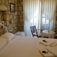 Avcihan Tas Ev Hotel Чешме комната для гостей фото 3