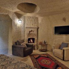 Бутик- Mahzen Cave Турция, Ургуп - отзывы, цены и фото номеров - забронировать отель Бутик-Отель Mahzen Cave онлайн удобства в номере фото 2