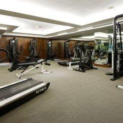 Отель Jasmine City фитнесс-зал фото 3