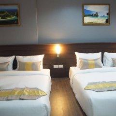 Отель Hatzanda Lanta Resort Ланта комната для гостей фото 4