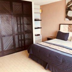 Отель Condominios Brisas Cancun Zona Hotelera комната для гостей фото 2
