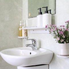 Отель Misty Hill Далат ванная