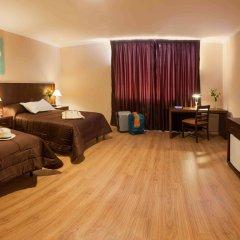 Barnard Hotel комната для гостей
