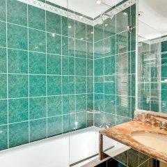 Отель Villa Luxembourg Франция, Париж - 11 отзывов об отеле, цены и фото номеров - забронировать отель Villa Luxembourg онлайн ванная