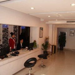 Good Dream Business Hotel (Shanghai Changning) интерьер отеля фото 2