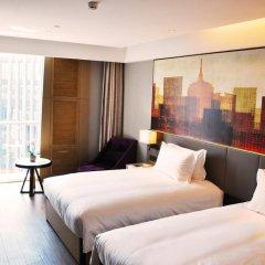 Отель Mercure Shanghai Hongqiao Railway Station комната для гостей фото 5